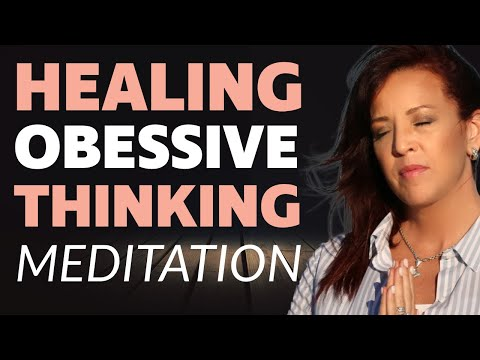 Guided Meditation to Help Heal Depression, Anxiety and Obsessive Thoughts-Find the Stillness Within