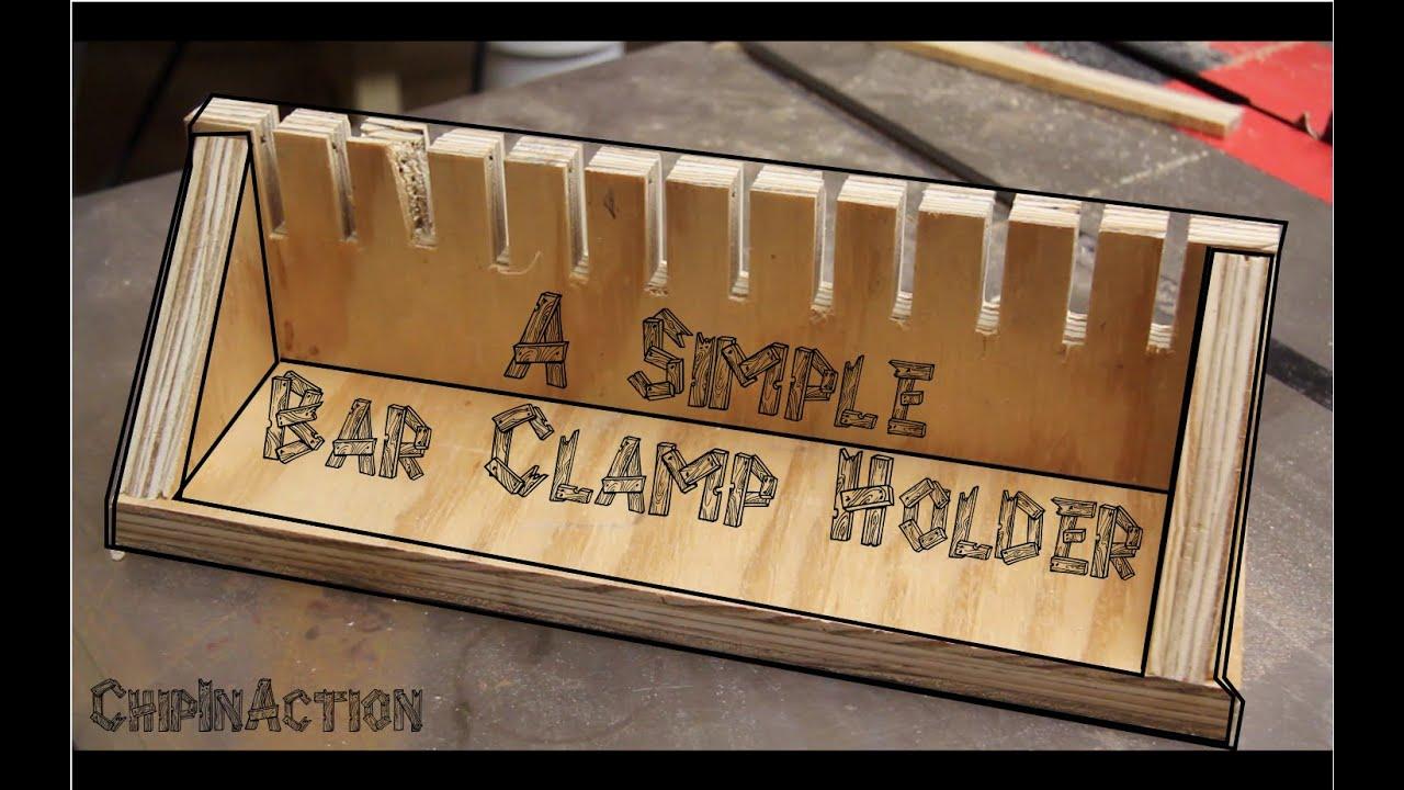 Clamp holder