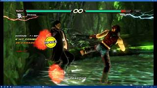 RPCS3 - Tekken 6 [PS3 emulation on PC]