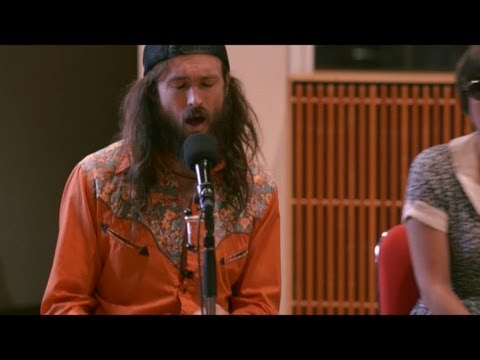 Edward Sharpe and The Magnetic Zeros - Man On Fire (Live on 89.3 The Current)