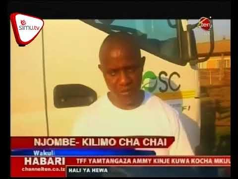 Wakulima Wa Chai Wapatiwa Mafunzo Njombe