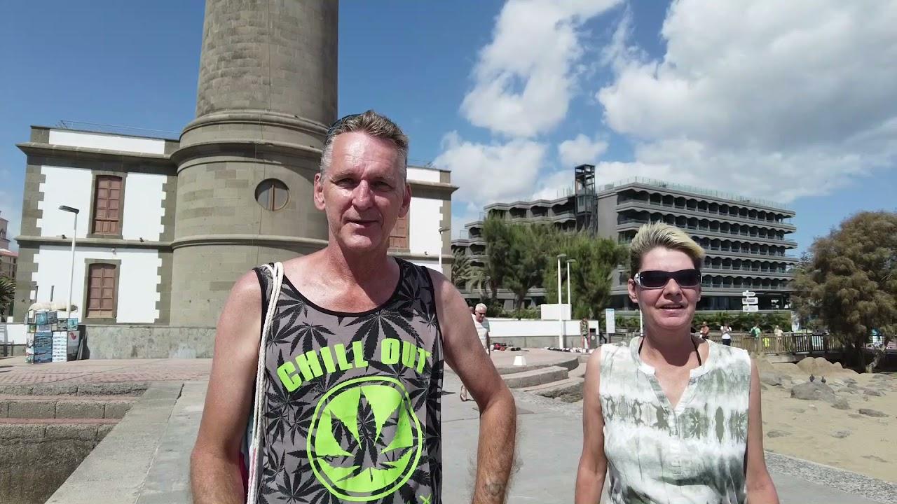 Download Realität Gran Canaria Maspalomas 17.9.21      Interview mit vielen netten Menschen....