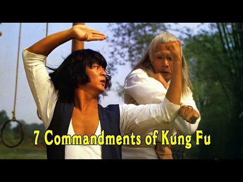 Wu Tang Collection - 7 Commandments Of Kung Fu