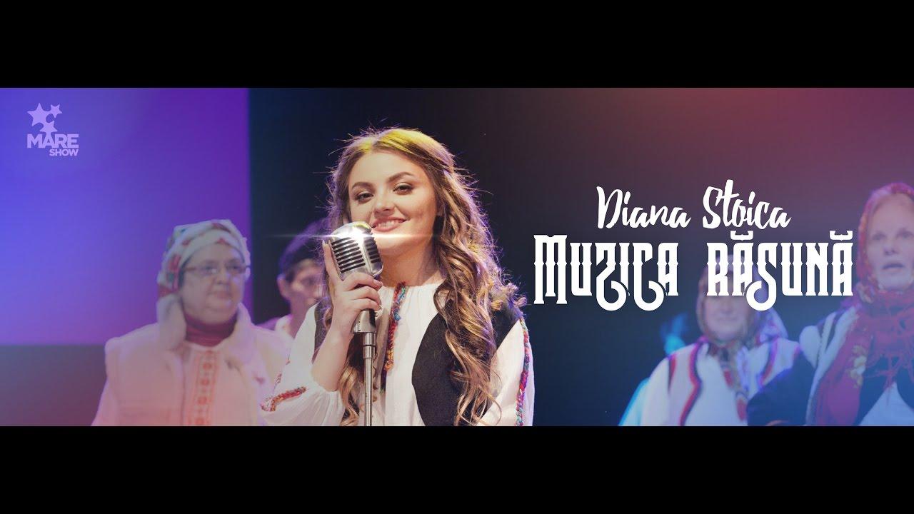 Diana Stoica Muzica Răsună Prod By Kapushonofficial Video 2017