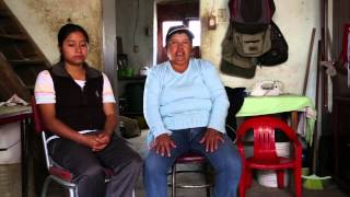 Repeat youtube video Testimonio de Juana Chico, becaria del componente BDH