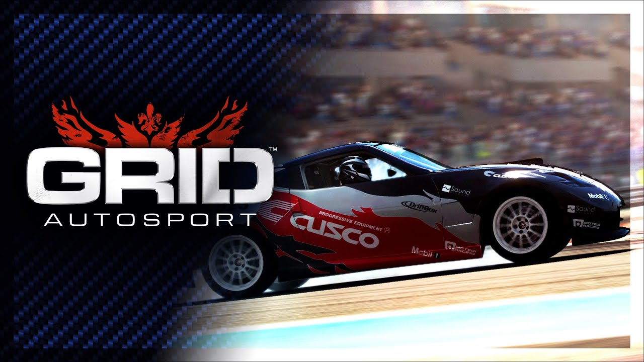 GRID Autosport Announcement