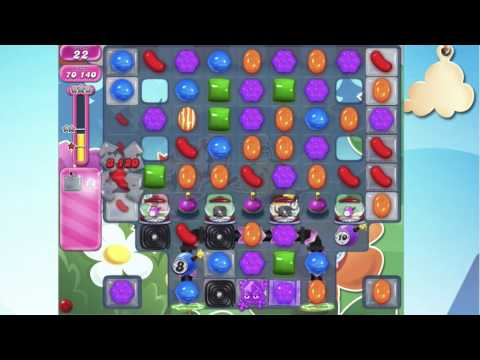 Candy Crush Saga Level 2483  WELL DESIGNED LEVEL  No Booster