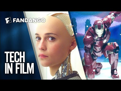 Technology in Film Through the Years Mashup | Movieclips