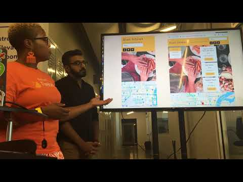 UPENN Coding Bootcamp Group Project 1 Presentation-EatMeet