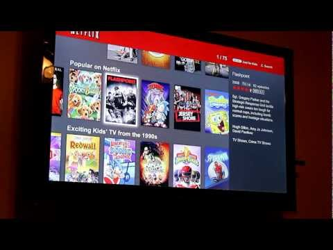 How to log out of Netflix from your PS3,short and to the point