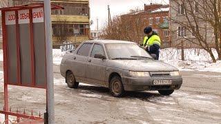Рейд «Нетрезвый водитель» в Череповецком районе