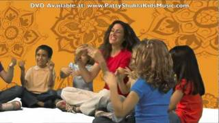 Shake and Move Children's song | DVD Version | Body Parts | Patty Shukla