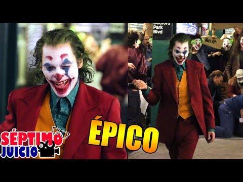 Joker (2019): Teaser filtrado - Transformación del Joker es brutal | SJS