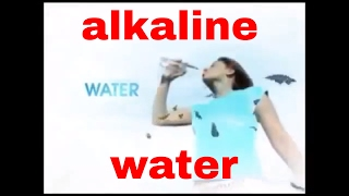 Alkaline Water explained in Hindi