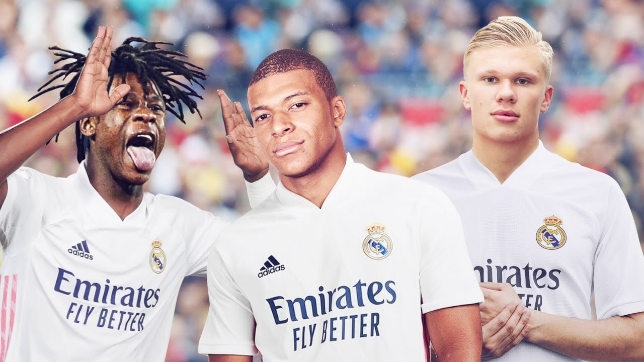 Real Madrid's incredible plans for the 2021 transfer market   Oh My Goal