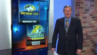 Michigan Tech NMU Hockey Preview 2 22 18