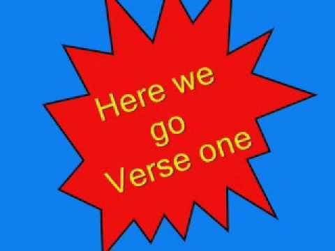 Aaron Carter - Go Jimmy Jimmy w/ lyrics
