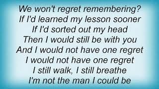 B L A Z E - Regret Lyrics