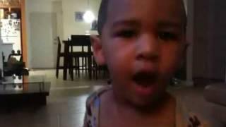 El hijo de Anthony Santos