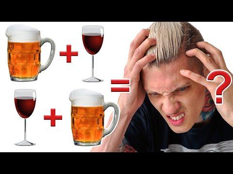 Влияет ли на похмелье повышение и понижение градуса алкоголя. РКИ пива и вина