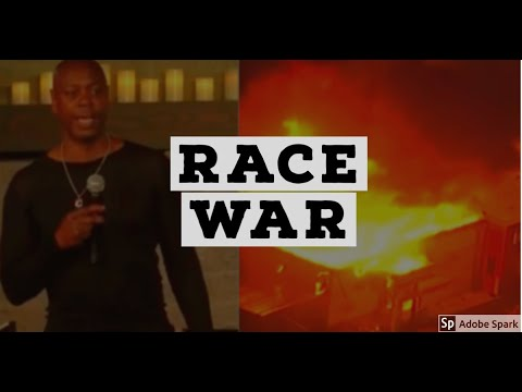 Dave Chappelle Wants A Race War