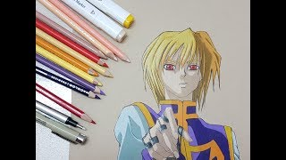 Speed Drawing Anime Colored Pencil 免费在线视频最佳电影电视节目