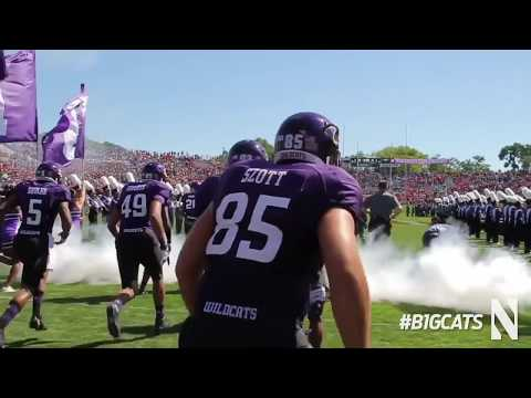 "Northwestern Football Pump Up 2017-18 ||  ""B1G Cats"" 
