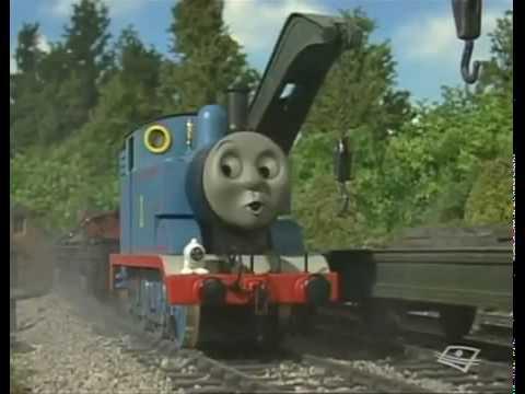 Thomas le train thomas et la nouvelle locomotive youtube - Oui oui et le train ...
