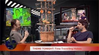 Heavy Breather Tonight! #2: Time Machine Hobo Nostradamus