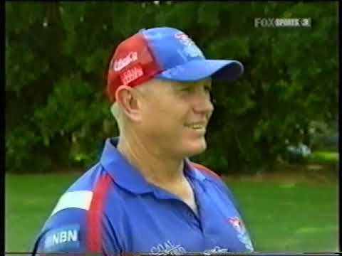 RL/167-The Newcastle Knights News Highlights & Interviews Pt1 2010'..