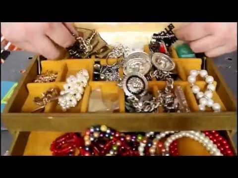 STORAGE ADVENTURES! Ep 10 Safe and Jewelry