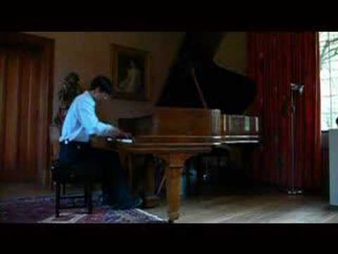 Chopin Ballade no.3 in Girton College