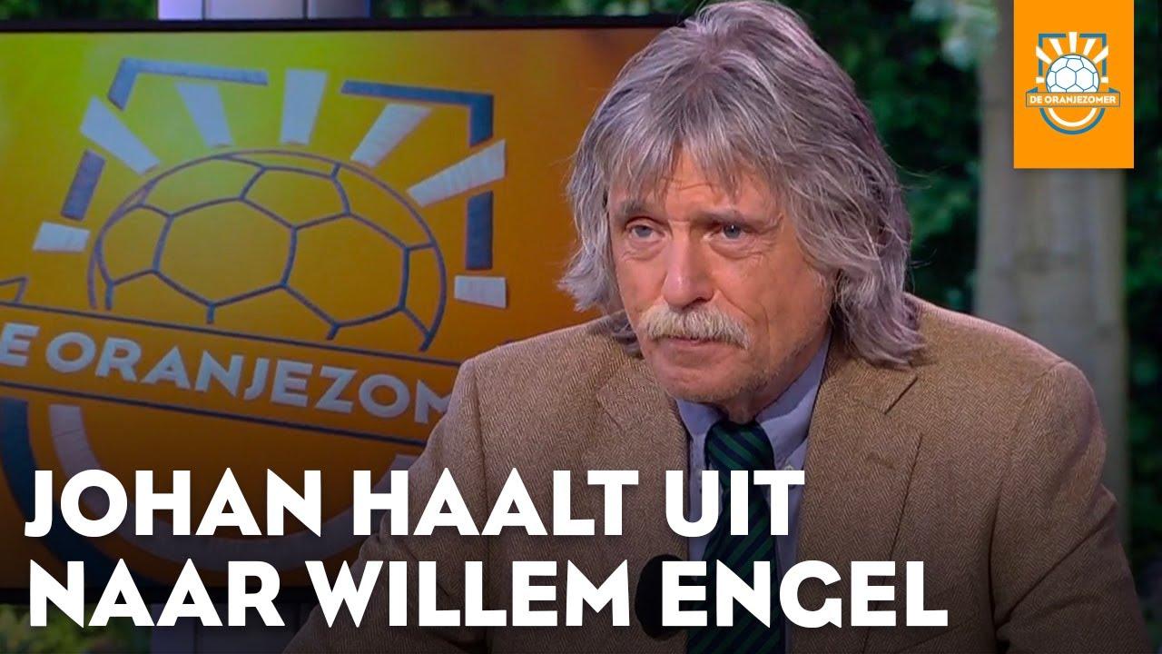Download Johan haalt uit naar Willem Engel: 'Een onbeschaafdere vlegel is er niet'   DE ORANJEZOMER