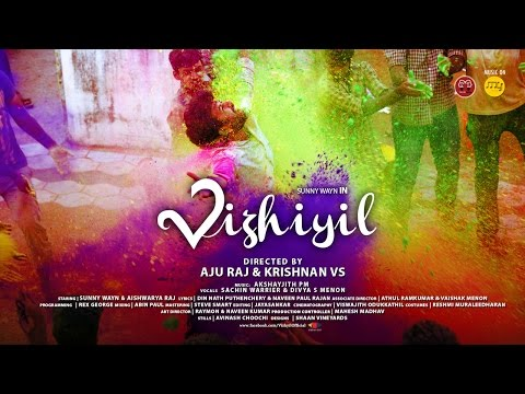 Vizhiyil - Latest Malayalam Movie  Songs Music Video Album 2015 | Sunny Wayn | Sachin Warrier | HD