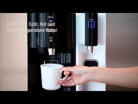 3M Hot, Cold & Room Temperature Filtered Water Dispenser
