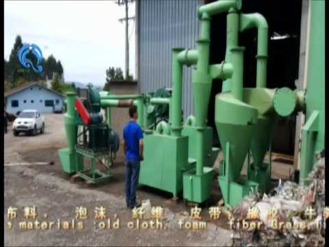 Plastic waste gasifier in Brazil for burning gas, wood waste or wood chips gasification for boiler