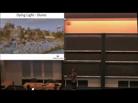SIGGRAPH Wrocław 1/3 - The world in 15 milliseconds [9 VI 2016]