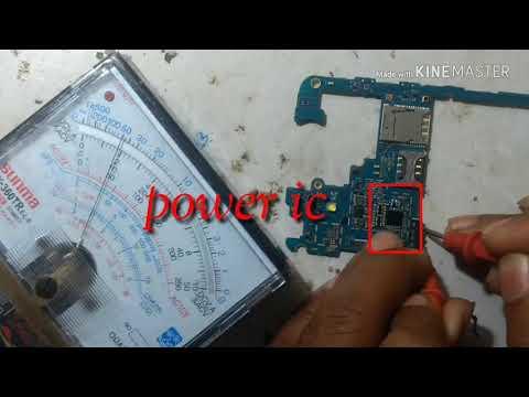 Samsung j701F/DS water damage dead solution