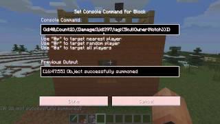 Майнкрафт Команда /summon - Дроп вещей из мобов [Minecraft Туториалы]