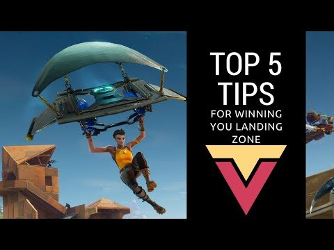 Top 5 Tips for Winning Your Landing Zone in Fortnite BR