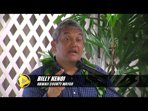 Mayor Kenoi Gives Speech As Grand Jury Indicts (Mar. 23, 2016)
