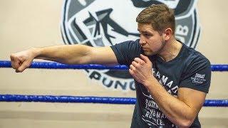 Двойка в боксе - Как стать боксером за 10 уроков #8