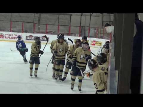 GSE North vs N. Vancouver Minor Hockey Assc. Storm A2 - Rose City Challenge 2017