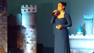 Lea Salonga sings