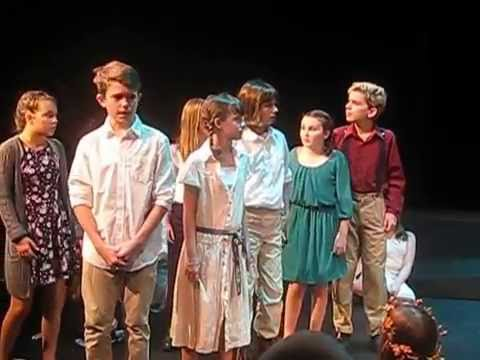 Tuck Everlasting by Peacock Players Summer Theatre Campers
