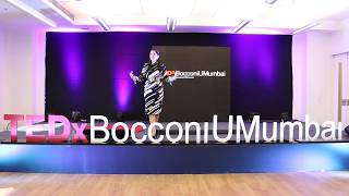 7 Laws of KARMAnomics for an Extraordinary Career | Tanvi Bhatt | TEDxBocconiUMumbai