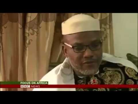 Nnamdi Kanu's Interview with BBC on Biafra