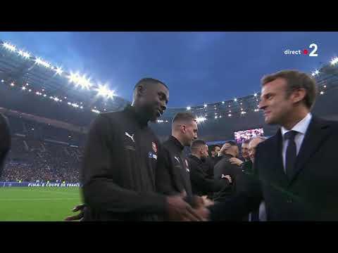 Finale coupe de France 2019 Stade Rennais PSG - l'intégrale