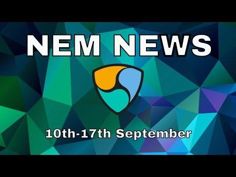 NEM news: NEMventory, media, NEM team in Europe