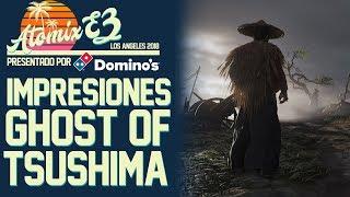 Impresiones – Adoro el concepto de Ghost of Tsushima